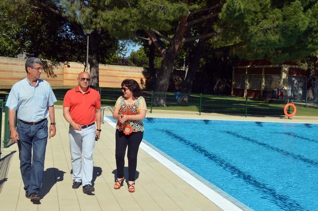 Comienza la temporada de piscinas en ciudad real con la for Piscina municipal ciudad real