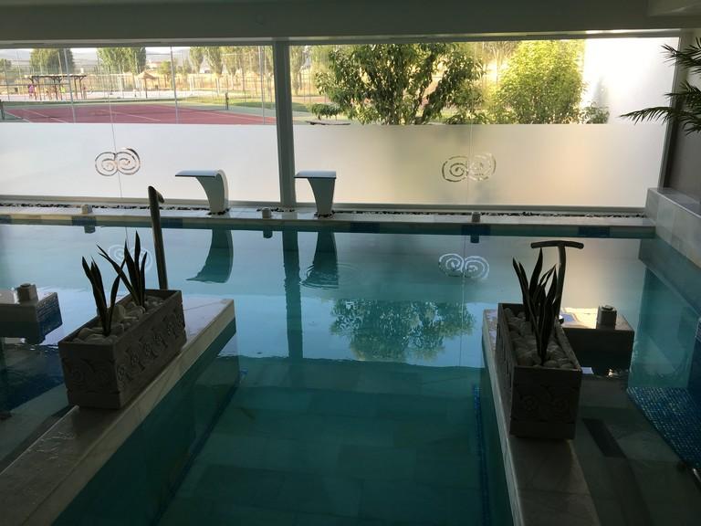 Las piscinas de la playa del vicario abren con un nuevo for Piscina municipal ciudad real