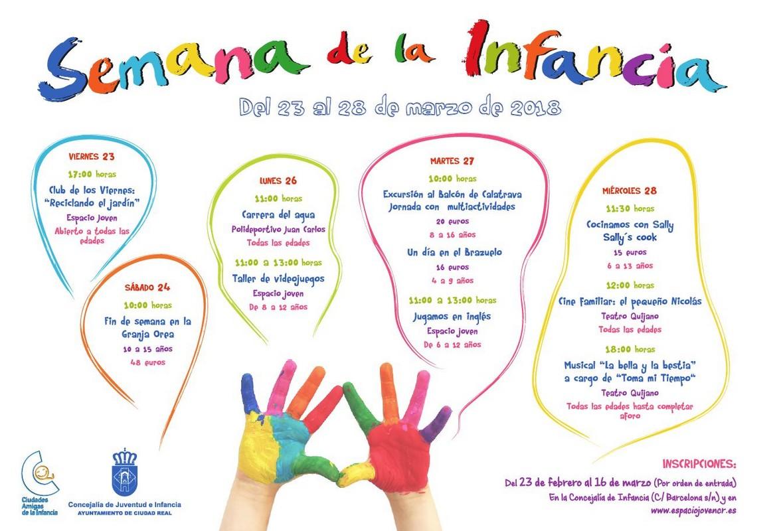 Abierto el plazo de inscripciones para las actividades de for Grado medio jardin de infancia