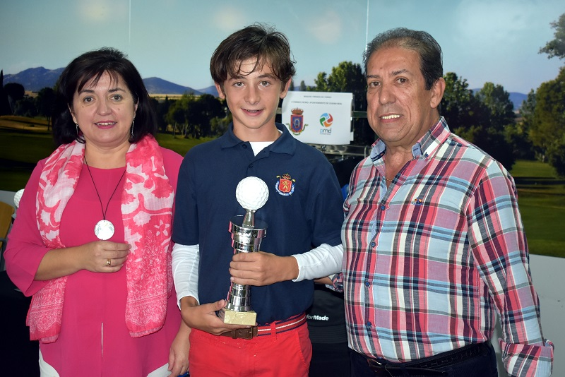 Scratch del X Torneo de Golf
