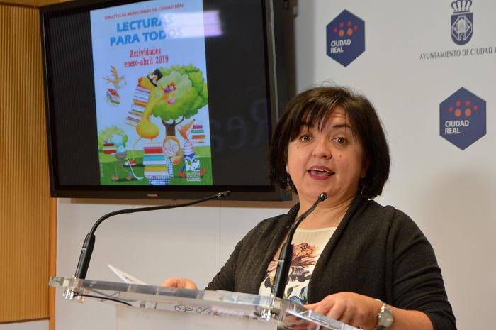 Julia Navarro Abre La Programación De Las Bibliotecas Municipales De