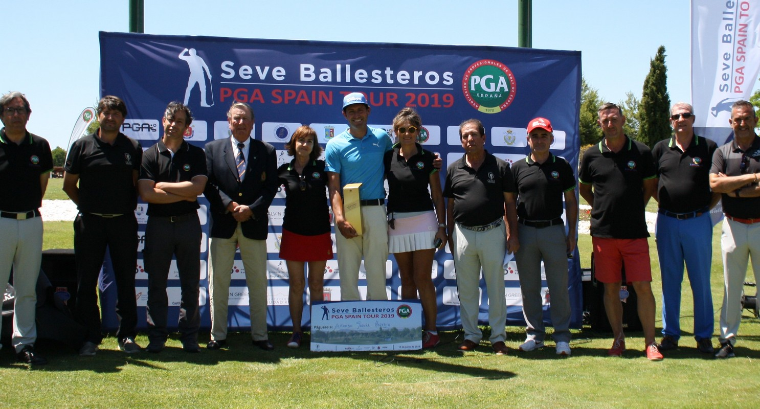 Seve Ballesteros PGA Spain Tour 2019