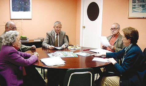 Reunión de Mayores