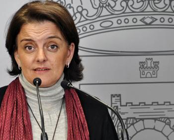 la concejala de Educación, Ana Beatriz Sebastiá