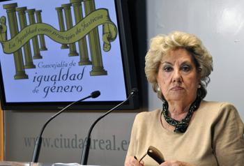Helena López, concejala de Igualdad