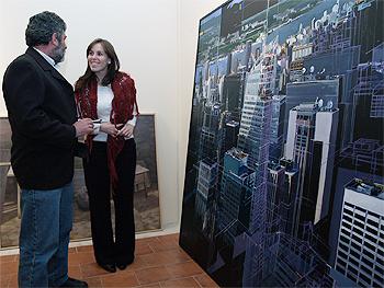 Unas 102 obras  concurren al Certamen de Artes Plásticas López-Villaseñor que ya tiene ganadores