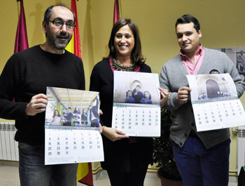 Calendario solidario 2014 ASPAS