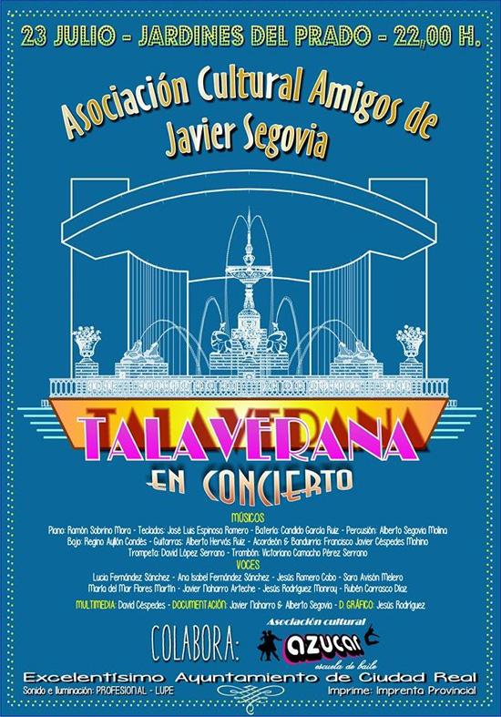 Talaverana en Concierto