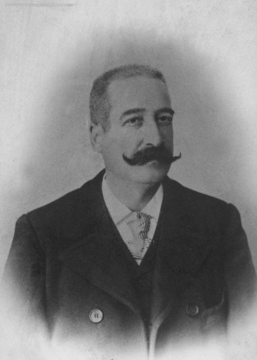 D. Ángel del Monte y Puente (1885)