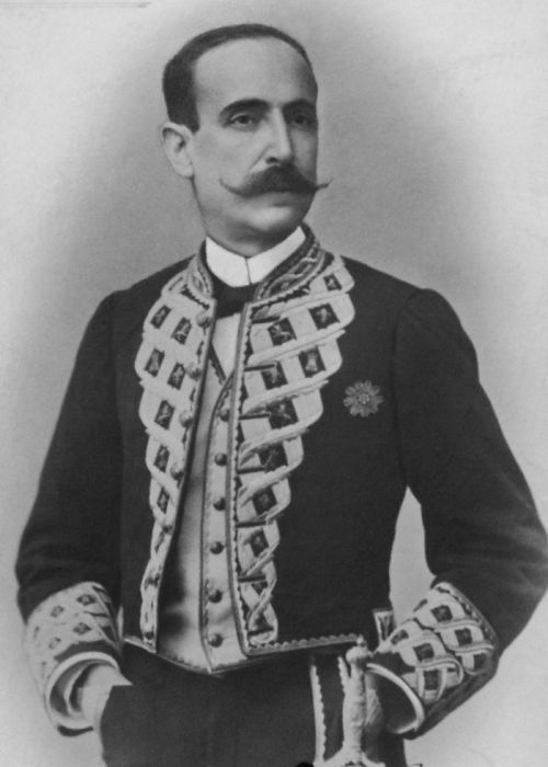 D. Ceferino Saúco Díez (1909-10)