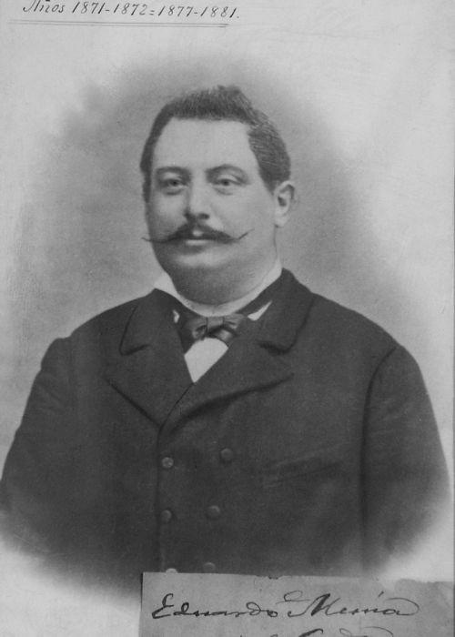 D. Eduardo Messia de la Cerda (1871-72-77-81)