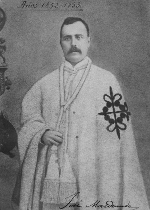 D. José Joaquín Maldonado y Rosales (1852-53)