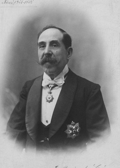 D. José Ramírez de León (1897-99-1901-02)
