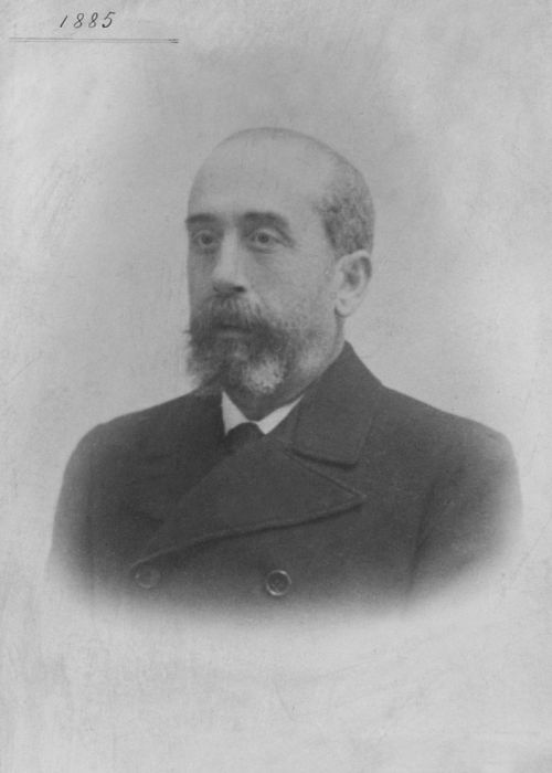 D. Juan Acedo Rico (1885)