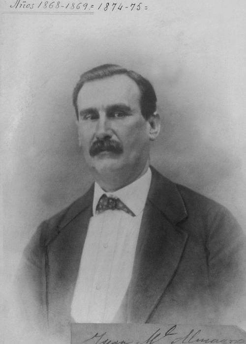 D. Juan M. Almagro (1868-69-74-75)