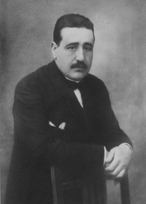 D. Juan Medrano y Rosales Maldonado y Medrano (1920)