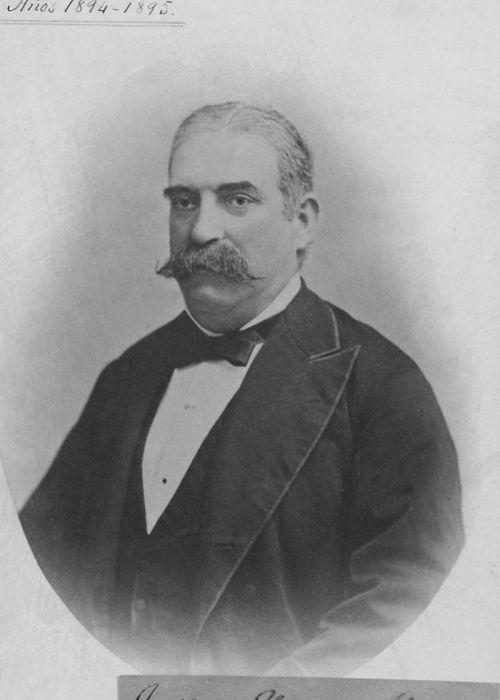 D. Julián Herrera y Cuesta (1894-95)