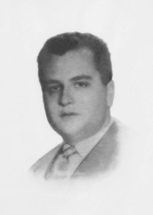 D. Manuel Acedo-Rico Semprún (1952)