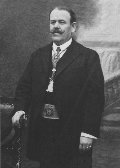D. Manuel Lázaro Arche (1922-23)