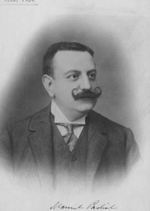 D. Manuel Padiel Vilches (1908-09)