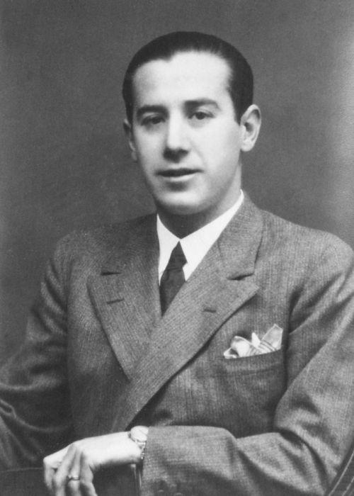 D. Pascual Crespo Campesino (1942-43)