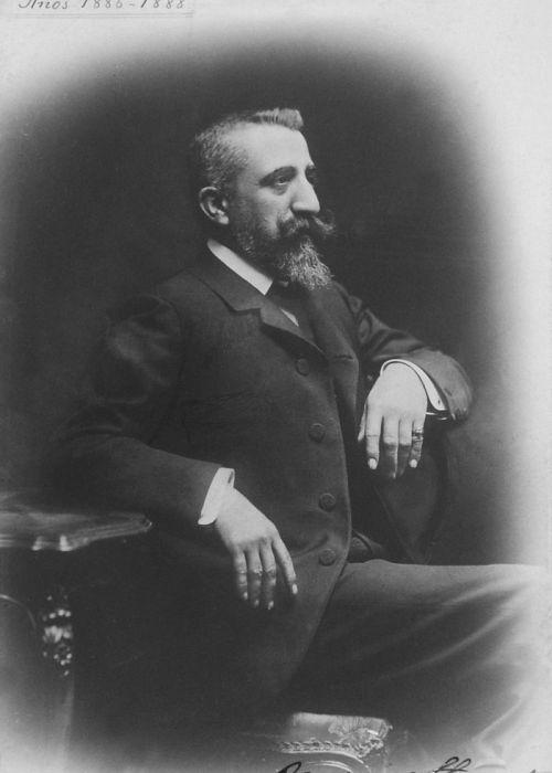 D. Ramón Clemente Rubisco (1886-88)