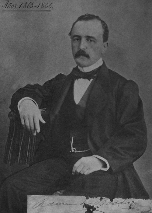 D. Ramón de Boada (1865-66)