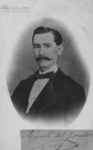 D. Miguel de Forcayo (1881-82)