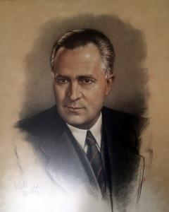 D. Lorenzo Sánchez de León Serrano (1940)