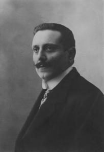 D. Alberto García Serrano (1914-15)