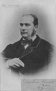 D. Cayetano Clemente Rubisco (1867-68)
