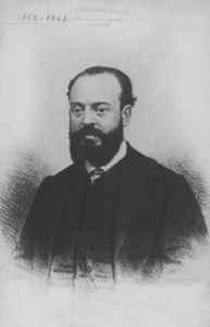 D. Enrique de Cisneros (1862-63)