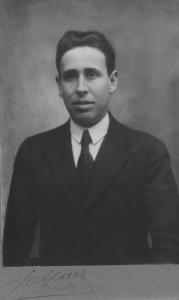D. José Cruz Prado (1916-17)