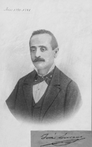 D. José Serrano (1890-91)